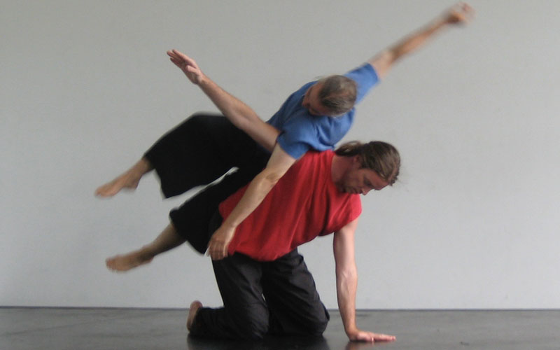 Contact Improvisation Workshops